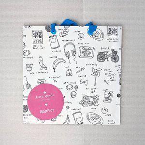 Kate Spade x GapKids shopping Bag